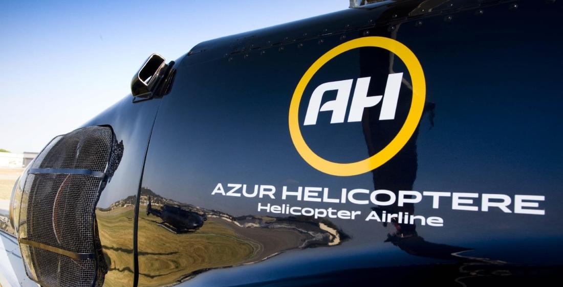 Le bord à bord grâce à Azur Hélicoptère