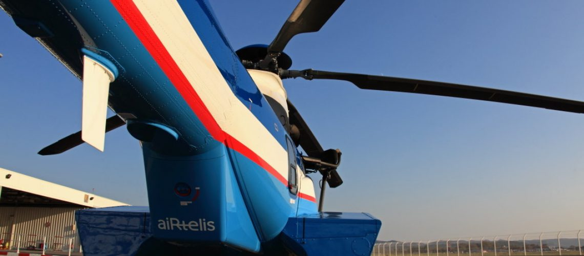Airtelis arriere helico